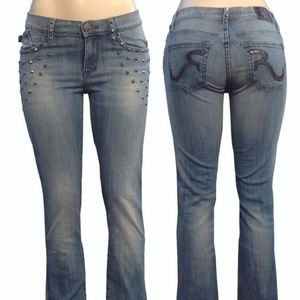 Rock & Republic spike stude KASANDRA jeans 6